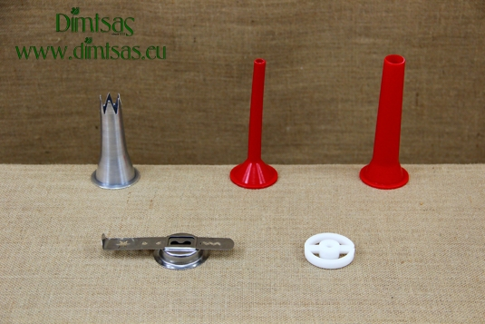 Biscuits & Cookies Attachments for Meat Mincers No5