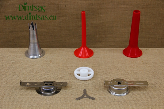 Biscuits & Cookies Attachments for Meat Mincers No8