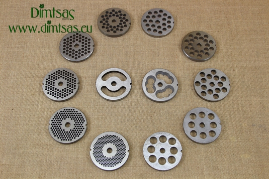 Stainless Steel Plates for Meat Mincers No32