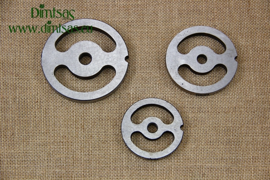 Stainless Steel Spacer Plates for Meat Mincers