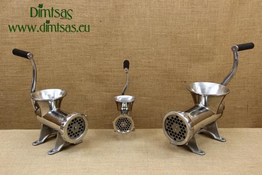 Ανοξείδωτες Μηχανές για Κιμά Χειροκίνητες