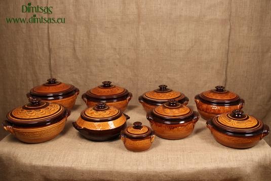 Ceramic Casseroles Collection 1