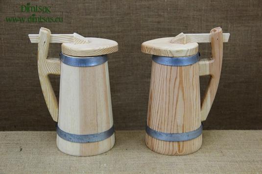 Wooden Jugs