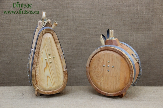 Wooden Flasks