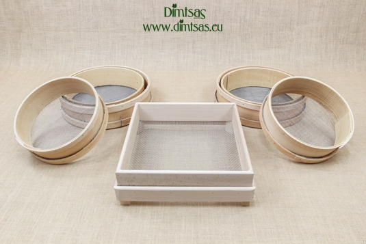 Sieves for Frumenty Wooden