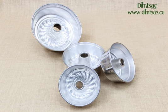 Aluminium Angel Food Cake Pans