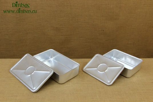 Ice Cream Containers Aluminium