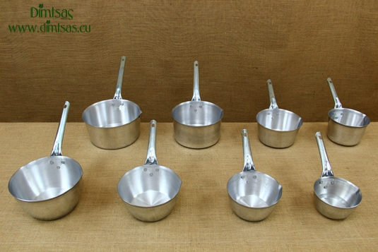 Sauce Pans Aluminium with Long Handle