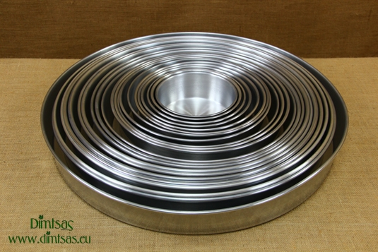 Aluminium Round Baking Sheets