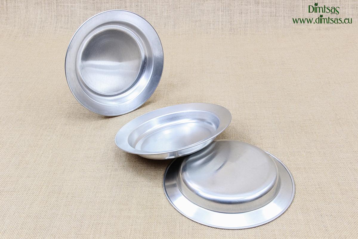 Πιάτα Φαγητού Αλουμινίου