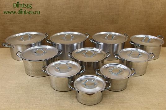 Aluminium Pots Collection 1