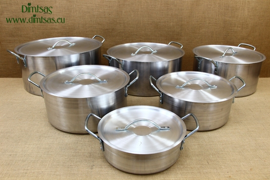 Aluminium Round Baking Pans Professional Collection 2