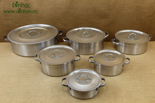 Aluminium Round Baking Pans Professional Collection 1