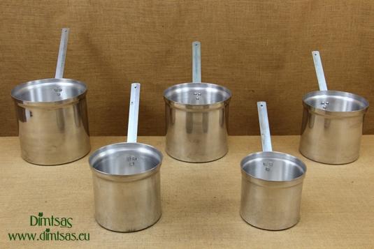 Aluminium Bain Marie Pots Professional