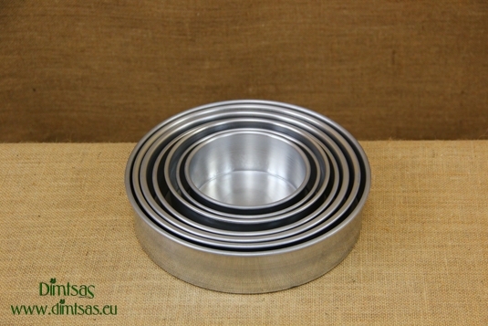 Aluminium Round Baking Sheets for Holy Bread