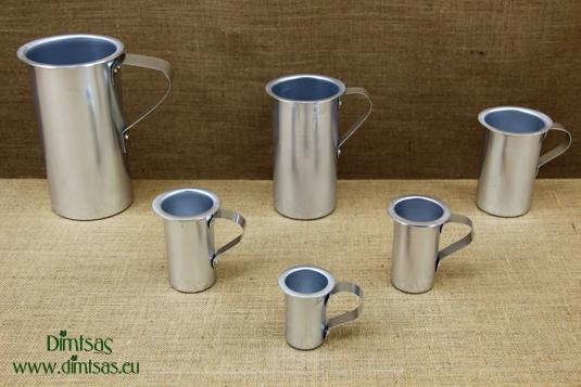 Aluminium Wine Jugs Silver