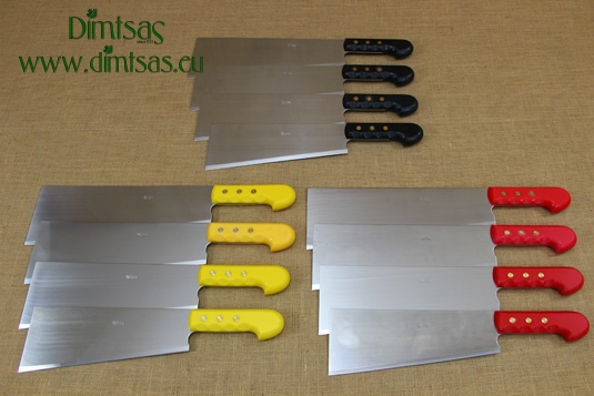 Cleavers Stainless Steel - Misotsatira