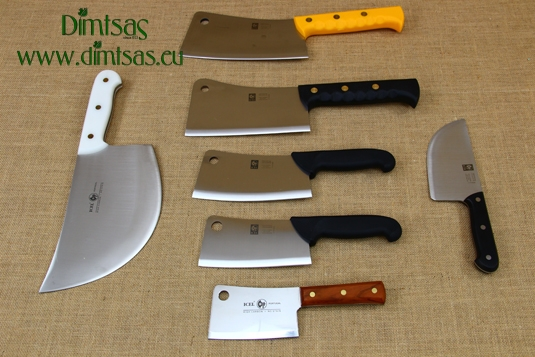 Cleaver Stainless Steel Various Designs