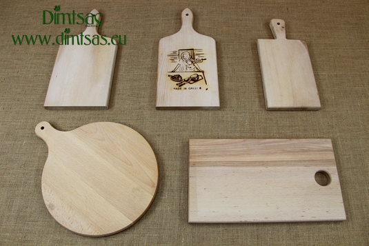 Wooden Cutting Boards Collection 2