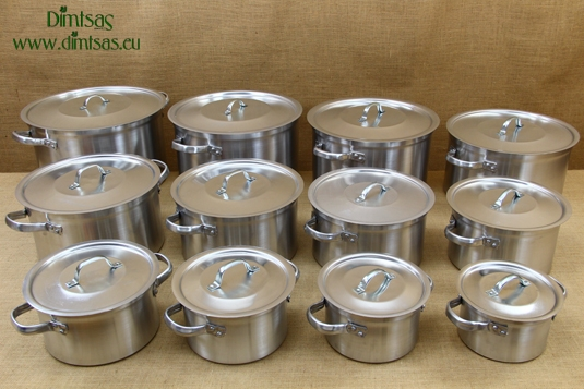 Aluminium Pots Professional Collection 1