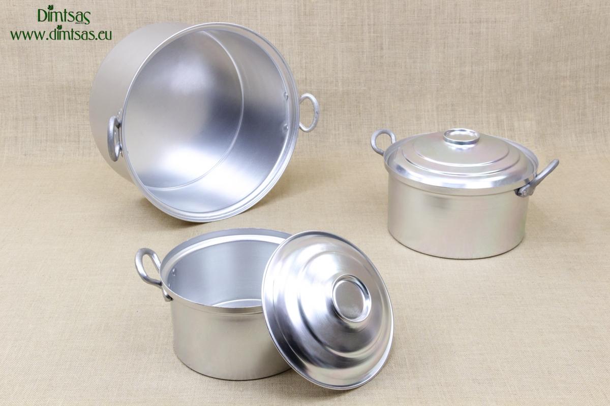 Aluminium Pots Collection 2