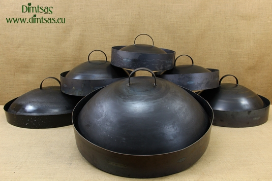 Dutch Ovens Metallic Traditional