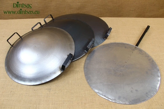 Round Metal Griddles