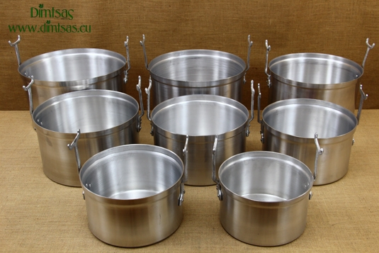 Aluminium Fryer Pots Professional Without Frying Baskets