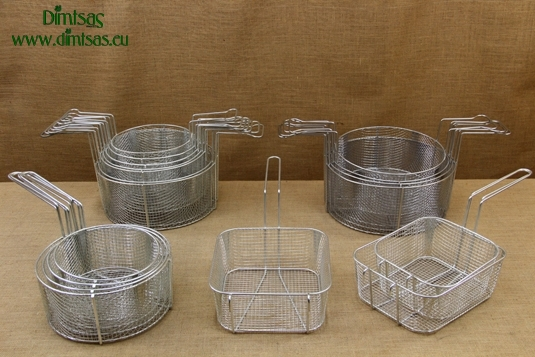 Frying Baskets for Fryer Pots Professional