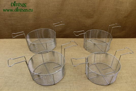 Frying Baskets Stainless Steel for Professional Fryer Pots