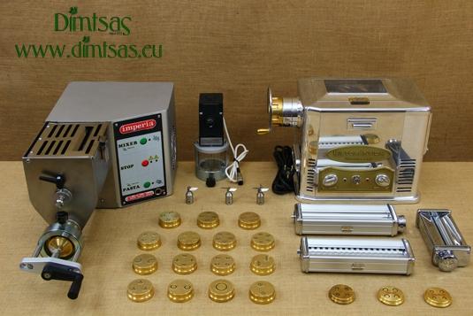 Μηχανές Ζυμαρικών Επαγγελματικές