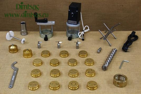 Εξαρτήματα - Μήτρες - Ανταλλακτικά για Μηχανές Ζυμαρικών Chef in Casa