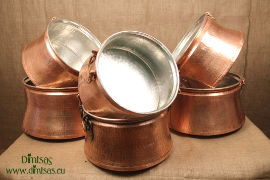 Copper Cauldrons