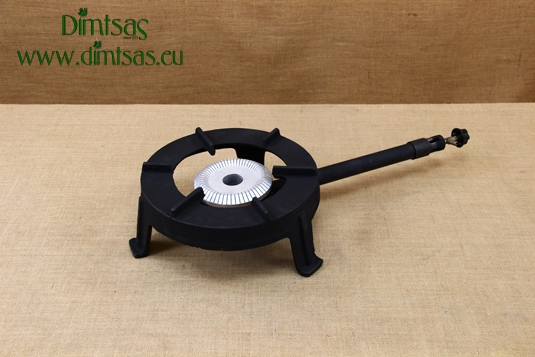 High Pressure Cast Iron Gas Boiling Rings Round