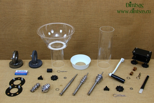 Spare Parts for Hand Grain Mills WonderMill