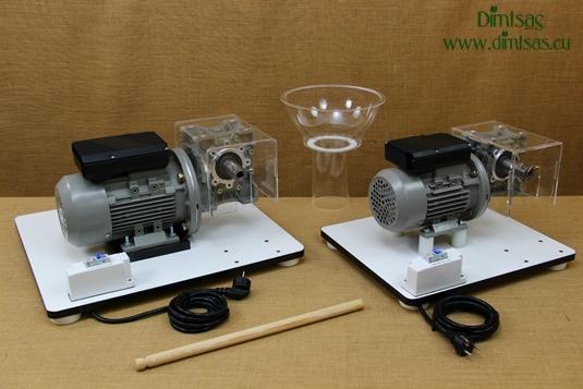 Κιτ με Μοτέρ & Μειωτήρα για Χειροκίνητο Αλευρόμυλο WonderMill