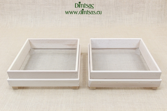 Sieves for Frumenty Wooden Square