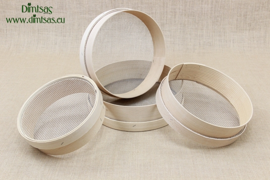 Sieves for Frumenty Wooden with Holes 3x3 mm