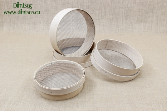 Sieves for Frumenty Wooden with Holes 4x3.5 mm
