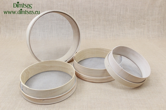 Sieves for Oregano Wooden with Holes 2x1.5 mm