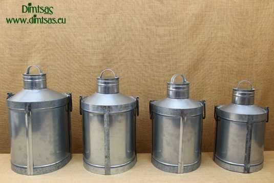 Traditional Milk Cans - Guimia