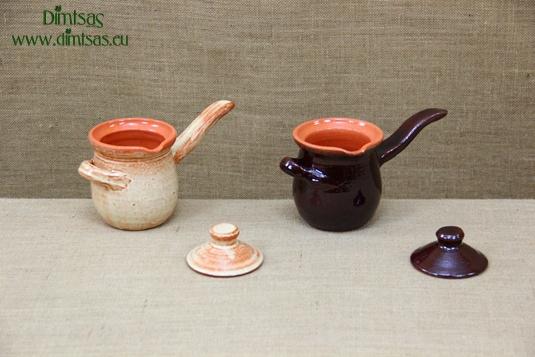 Clay Coffee Pots No2