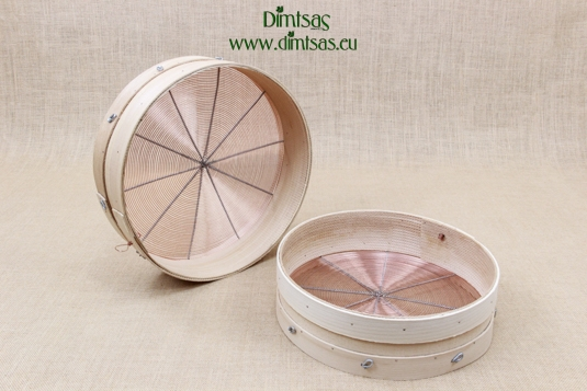 Sieves for Wheat and Raisins