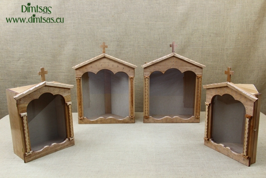 Wooden Home Altars Collection 1