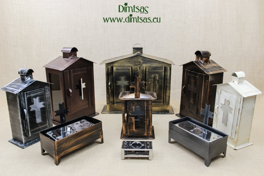 Cemetery Candle Boxes