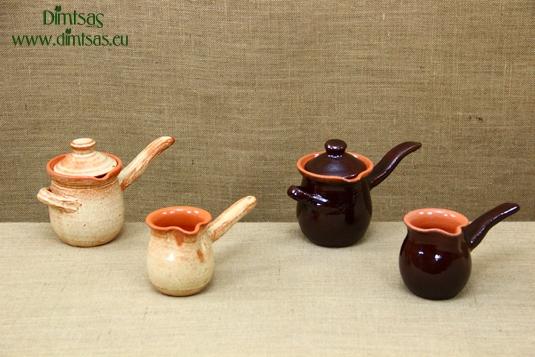 Clay Coffee Pots