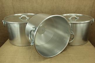 Aluminium Stock Pots