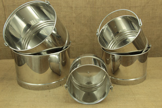 Stainless Steel Churns