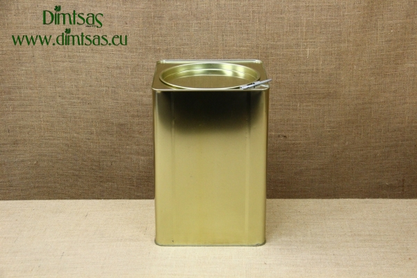 Tin Container for Cheese 1/1
