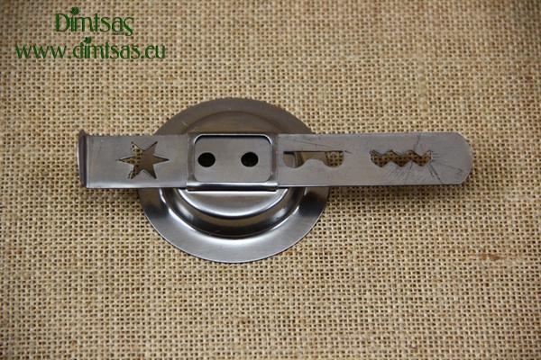Baking Attachment with 4 Forms for Meat Mincer No8 Type A